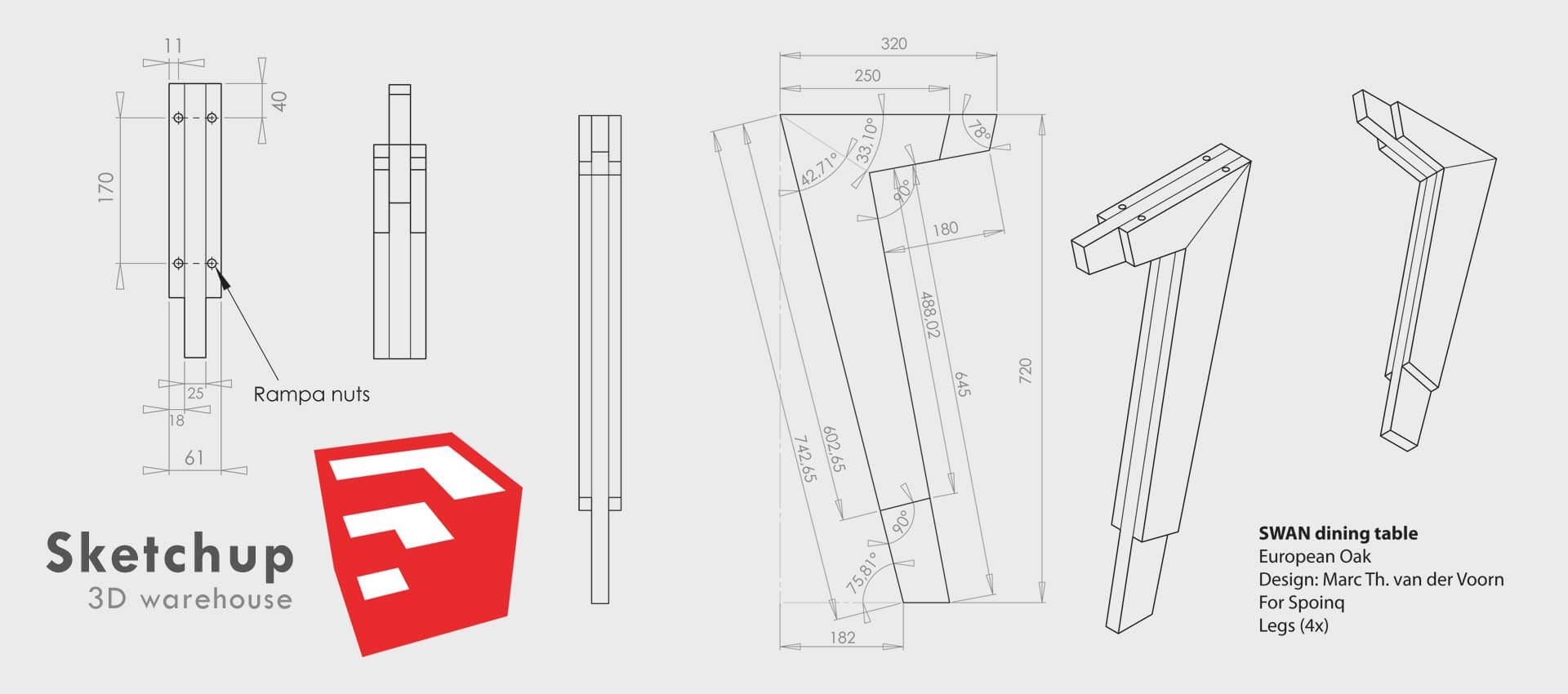 Marc Th  van der Voorn | 3D Warehouse Sketchup