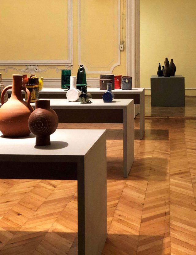 Yova Raevska – The voice of clay