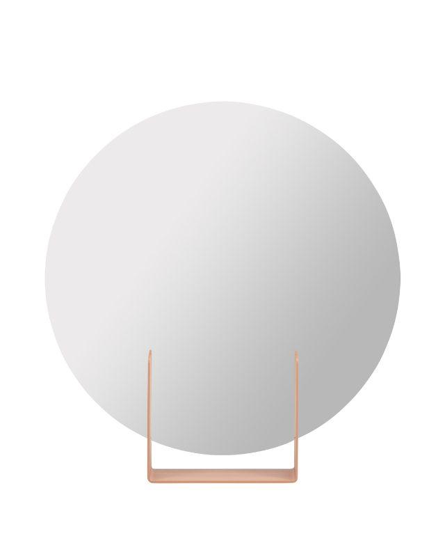 Look mirror – round